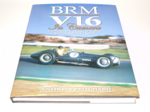 BRM V16 IN CAMERA . A Photographic Portrait Of Britain's Glorious Formula 1 Failure (Pritchard 2012)